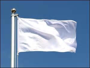 Quand le drapeau blanc a-t-il été définitivement abandonné en France ?
