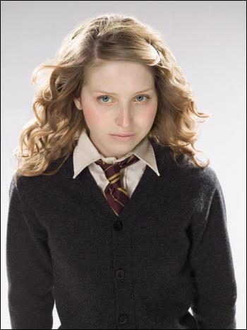 Les personnages dans Harry Potter