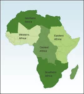 Dans quelle partie de l'Afrique se situe la Zambie ?