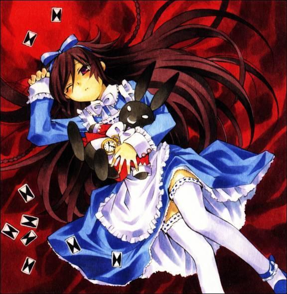 Alice est l'enfant de :