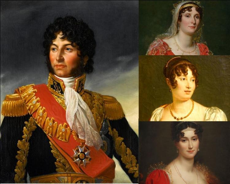 """Selon Talleyrand, elle était """"Une tête de Machiavel sur des épaules de Vénus"""" . Quelle était cette soeur de Napoléon qui épousa Joachim Murat ?"""