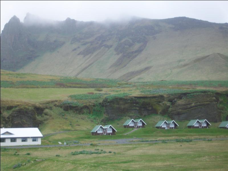 Quelle particularité la grande majorité des maisons islandaises présentent-elles ?