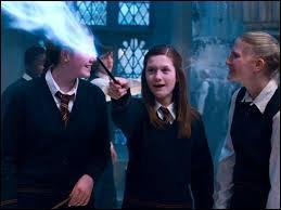 """Quel Patronus Ginny parvient-elle à faire dans """"Harry Potter et l'Ordre du Phénix"""" ?"""