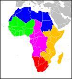 Combien y a-t-il de pays en Afrique ?