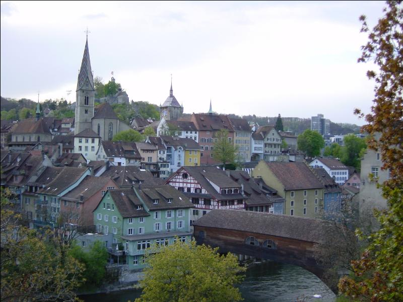Laquelle de ces villes ne se situe pas en Allemagne ?