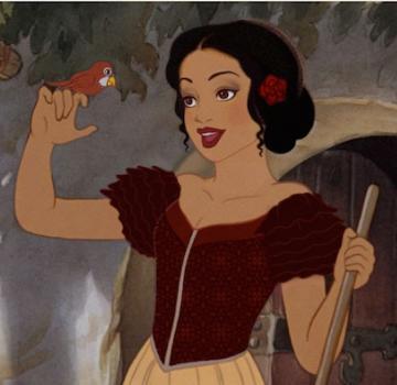 Princesses : changements d'origines