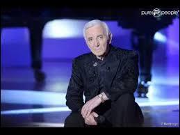 """Si c'était bien chez Laurette c'était pas mal non plus """"Chez Fanny"""" un des derniers titres de Charles Aznavour. Je vous demande de compléter les paroles.A cette époque de misèreDe Wehrmacht et de GestapoFanny elle savait y fairePour nous éviter..."""