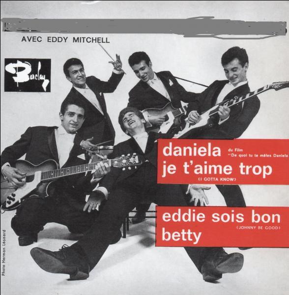 """Quel groupe de rock français des années 60 chantait """"Daniela"""" ?"""