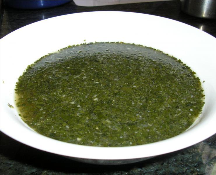 Comment s'appelle cette soupe ?