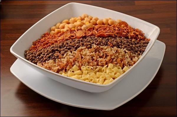 Quels sont les aliments qui composent ce plat ?