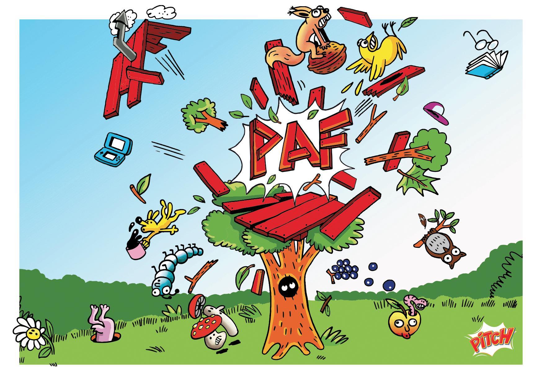 Quizz Mots à terminer ! 99 - 'Paf' - Quiz Orthographe ... - photo#32