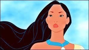 Comment l'homme dont Pocahontas est tombée amoureuse s'appelle-t-il ?