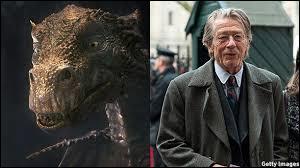 Qui fait la voix originale du dragon ? (dédicace à Harry Potter)