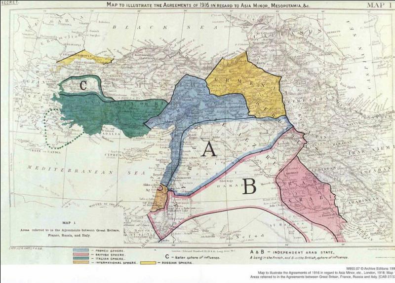Le 29 juin 2014, l'organisation décide de supprimer la frontière entre ces deux pays ou du moins de ne plus la reconnaître, remettant ainsi en cause...