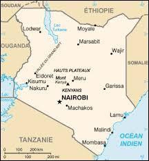 Quel est le nom exact des habitants du Kenya ?