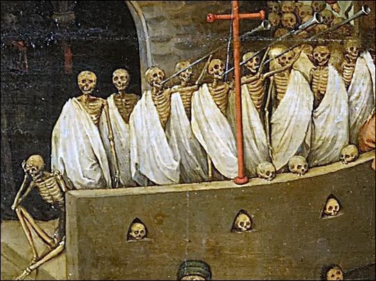 Les trompettes de la mort sont des...