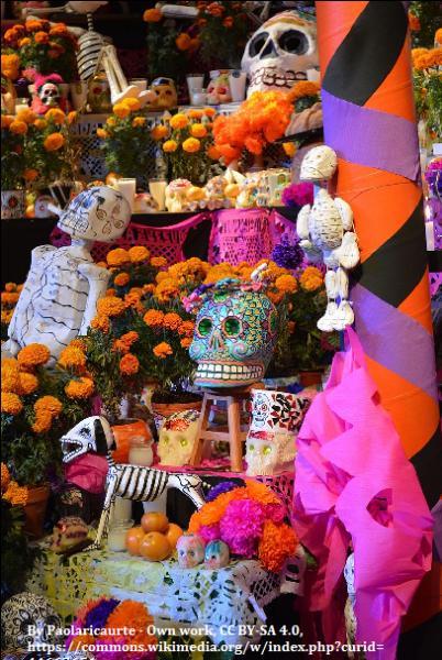 """Au Mexique, quel jour fête-t-on le """"jour des morts"""" ?"""