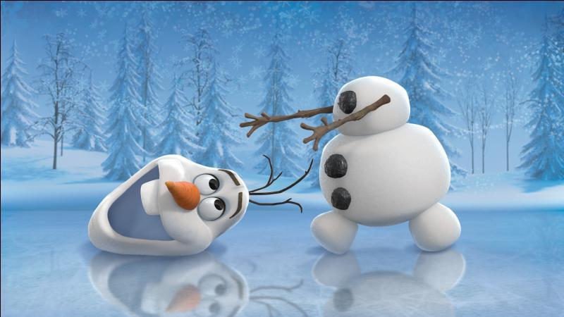 """Comment s'appelle le bonhomme de neige dans """"La Reine des neiges"""" ?"""