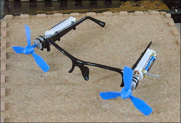 Savez-vous à quoi servent ces lunettes inventées par les Japonais ?