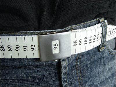 Où cette ceinture est-elle particulièrement la bienvenue ?
