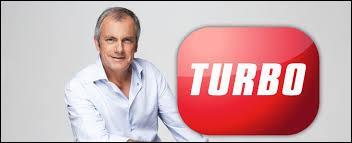 """Qui présente l'émission """"Turbo"""" diffusé sur M6 ?"""