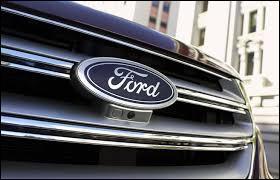 Ford est une marque...