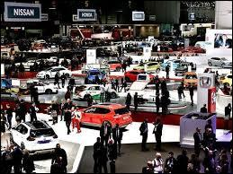 En quelle année s'est déroulée la première édition du Salon international de l'automobile de Genève ?