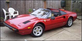 À quelle série vous fait penser cette Ferrari présentée sur la photo ?