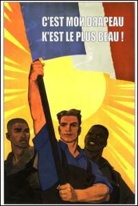 Le nationalisme est une dérive des États-nations. Les courants de pensée nationalistes se développent notamment au lendemain de la Première Guerre mondiale. Quelle était la devise du Régime de Vichy ?