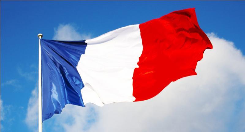 Passons au drapeau, représentant de la nation. Comment La Fayette explique-t-il le choix du bleu, du blanc et du rouge dans ses mémoires ?