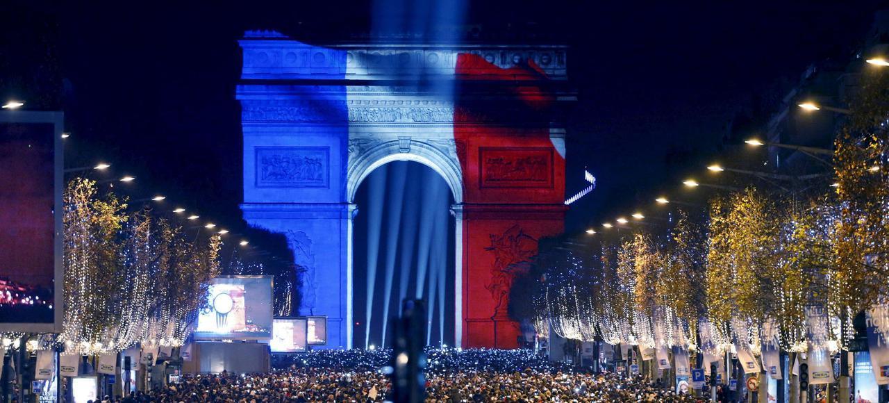 Le sentiment national français