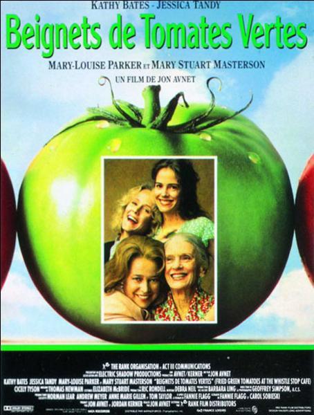 """Durant quelle décennie est sorti le film américain """"Beignets de tomates vertes"""" ?"""