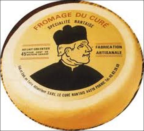 Le curé nantais est un fromage à base de lait de ...