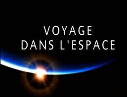 En quelle année le premier spationaute humain a-t-il voyagé dans l'espace ?