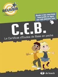 Réviser son CEB. (fin de 6e année d'études - Belgique)