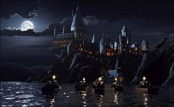 Et pour finir ce quizz : qui ne se trouve pas dans la même barque qu'Harry lorsqu'ils traversent le Lac Noir vers Poudlard ?