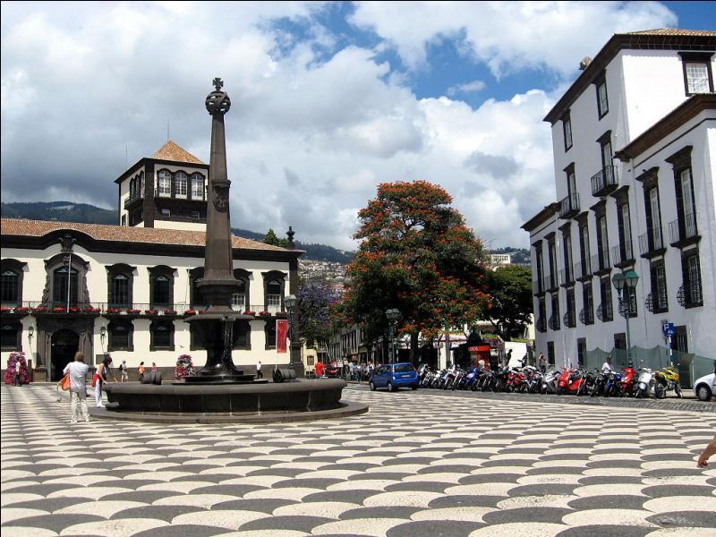 Quelle est la capitale de Madère ?