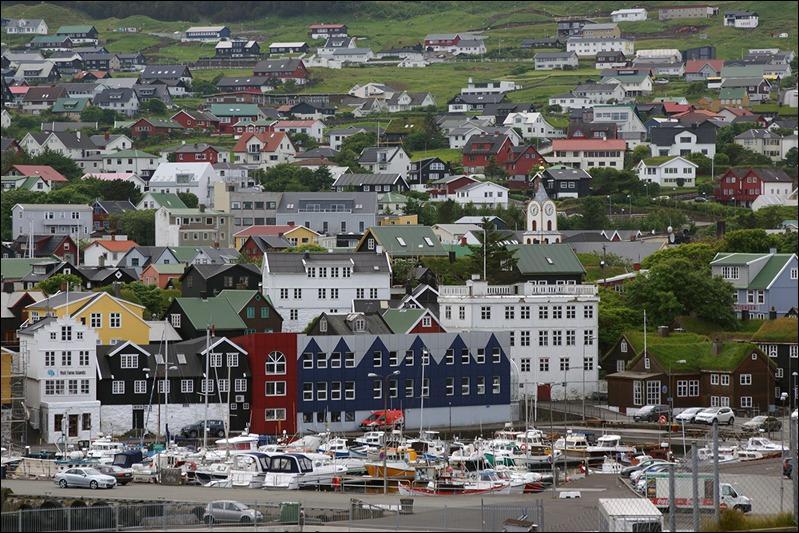 Quelle est la capitale des îles Féroé ?