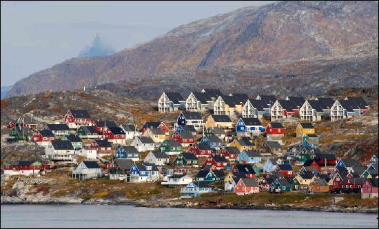Quelle est la capitale du Groenland ?