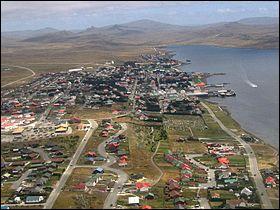 Quelle est la capitale des îles Falkland ?