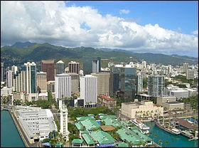 Quelle est la capitale d' Hawaï ?