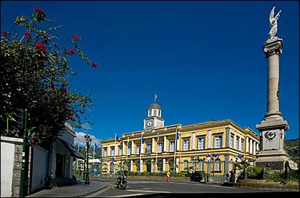 Quelle est la capitale de La Réunion ?