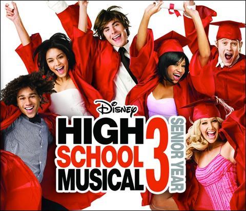 Quelle est la dernière chanson d'High School Musical 3 ?