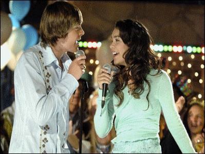 Quelle est la première chanson d'High School Musical 1 ?