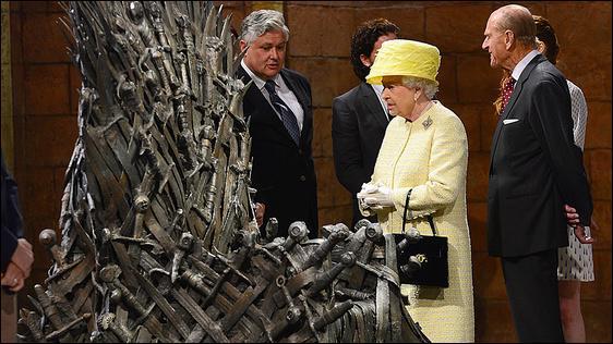 Qui n'a jamais fait partie de la garde royale ?
