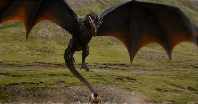 Pourquoi Daenerys a-t-elle décidé d'enfermer ses dragons ?