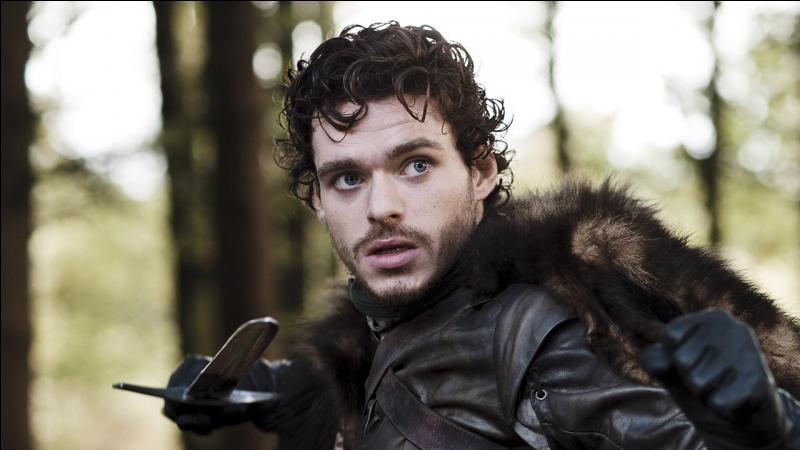 Comment s'appelle la femme de Robb Stark ?