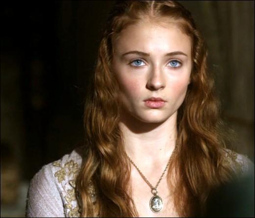 Avec qui s'est mariée Sansa Stark ?