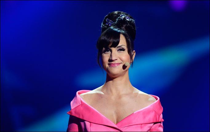 Combien de fois Petra Mede a-t-elle animé l'Eurovision ?