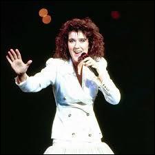 Quel pays Céline Dion représentait-elle lors de sa victoire en 1988 ?